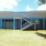 AFTER Adi Maopa Secondary School Administration Block