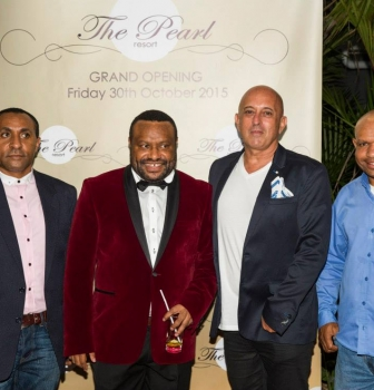 The Pearl Resort Officially Opens Its Doors Now