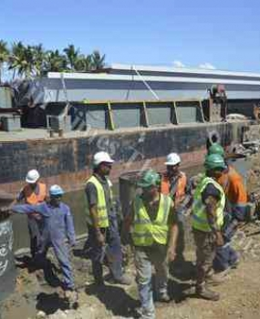 Work Goes Ahead For Multi-Million Dollar Bridge