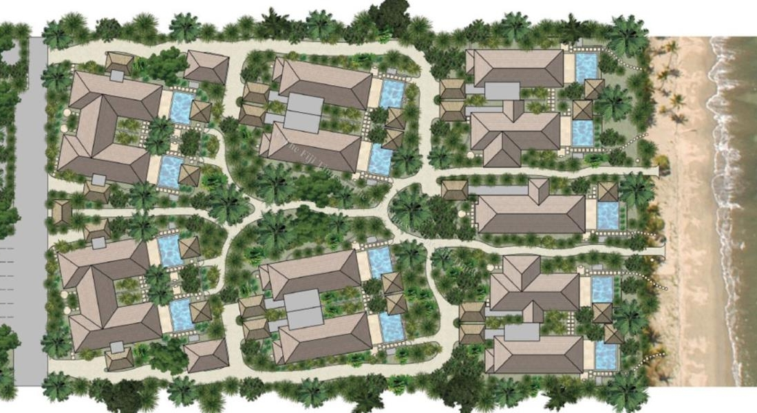 1189 Nanuku courtyard Villas Project – $10M villas