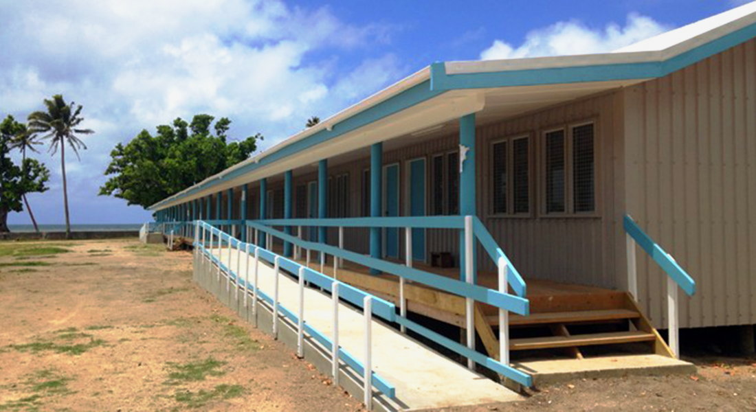 New Classrooms For 500 Students On Vanuabalavu, Part Of $10m Project