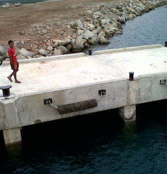 PBS Builds $3M Jetty for Rabi
