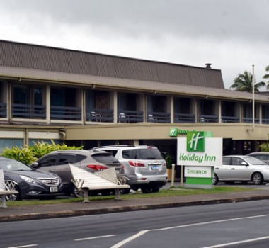 FNPF Announces Refurbishment Plans For Holiday Inn