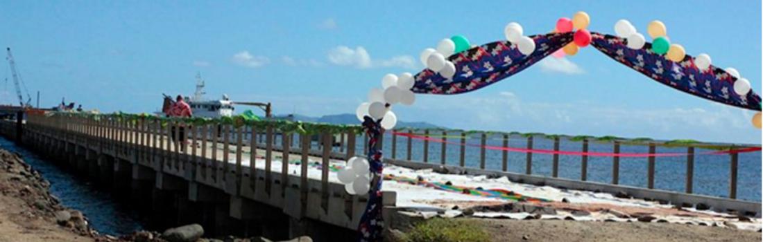 New Qarani jetty brings opportunities for Gau