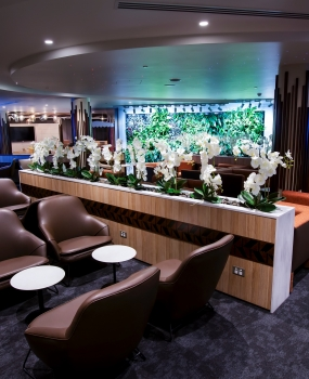 Inside Fiji Airways' New Nadi Airport Premier Lounge