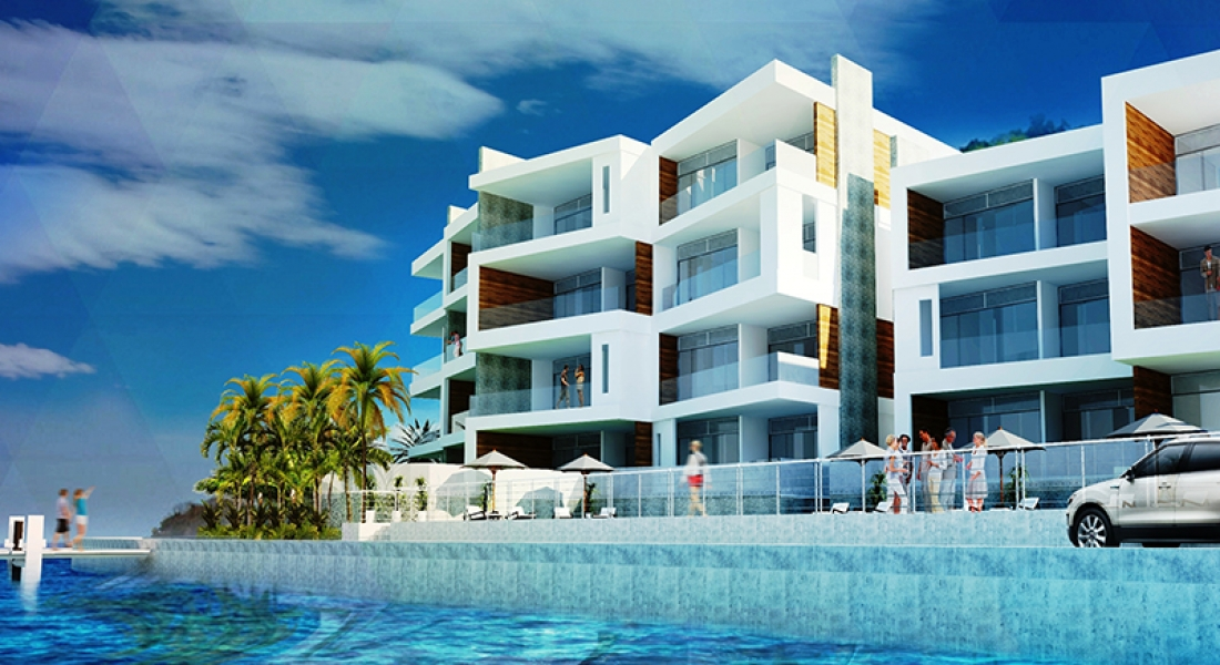 Now Leasing: Luxury Waterfront Apartments and Executive Residences