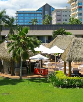 Holiday Inn Suva Set For A Modern Makeover