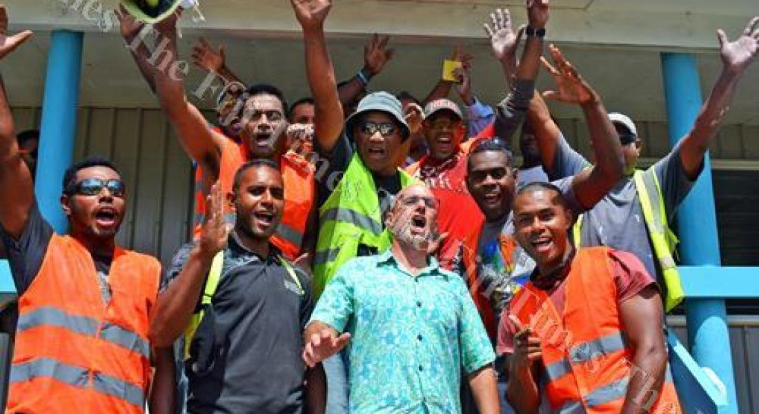 $10M Rehab Work By NZ