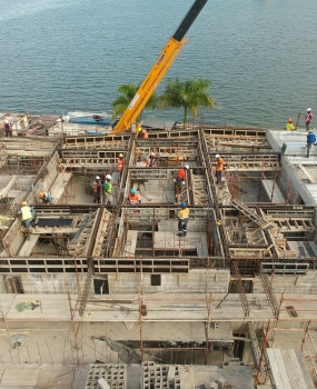 Country's Biggest Builder Updates On Works