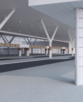 Nadi Airport Upgrade Progressing Well