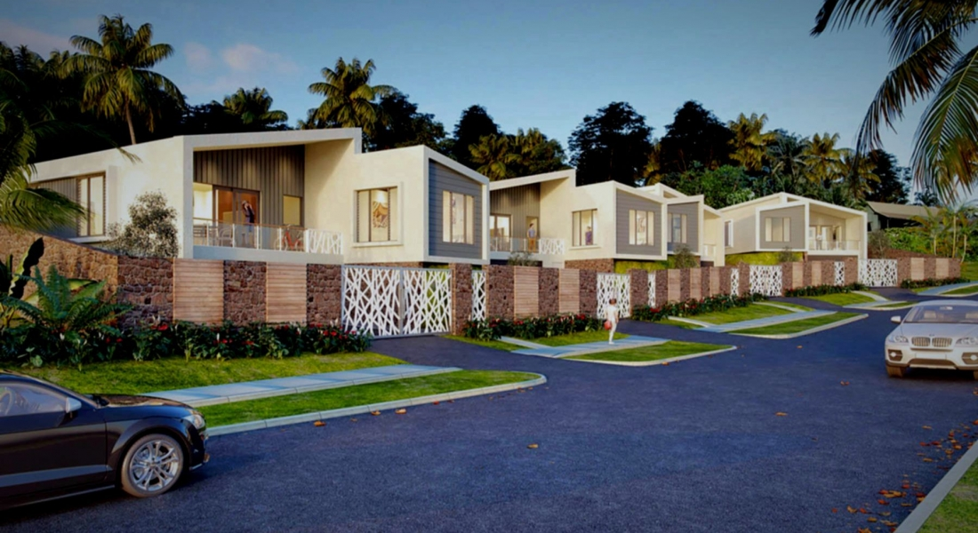 Tamavua Estates, a unique collection of luxury homes is close to being sold out.