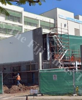 Hospital Upgrade Works