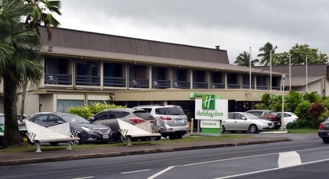 Holiday Inn Set For Upgrade
