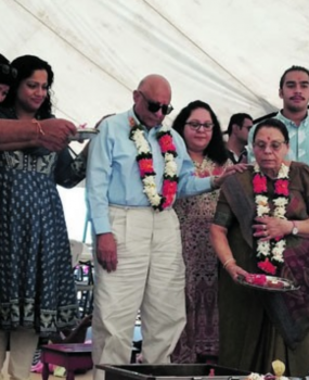 Ceremony For $21m Lami Project