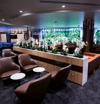 Inside Fiji Airways' New Nadi Airport Premier Lounge