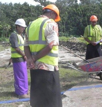 Vanuabalavu Rising