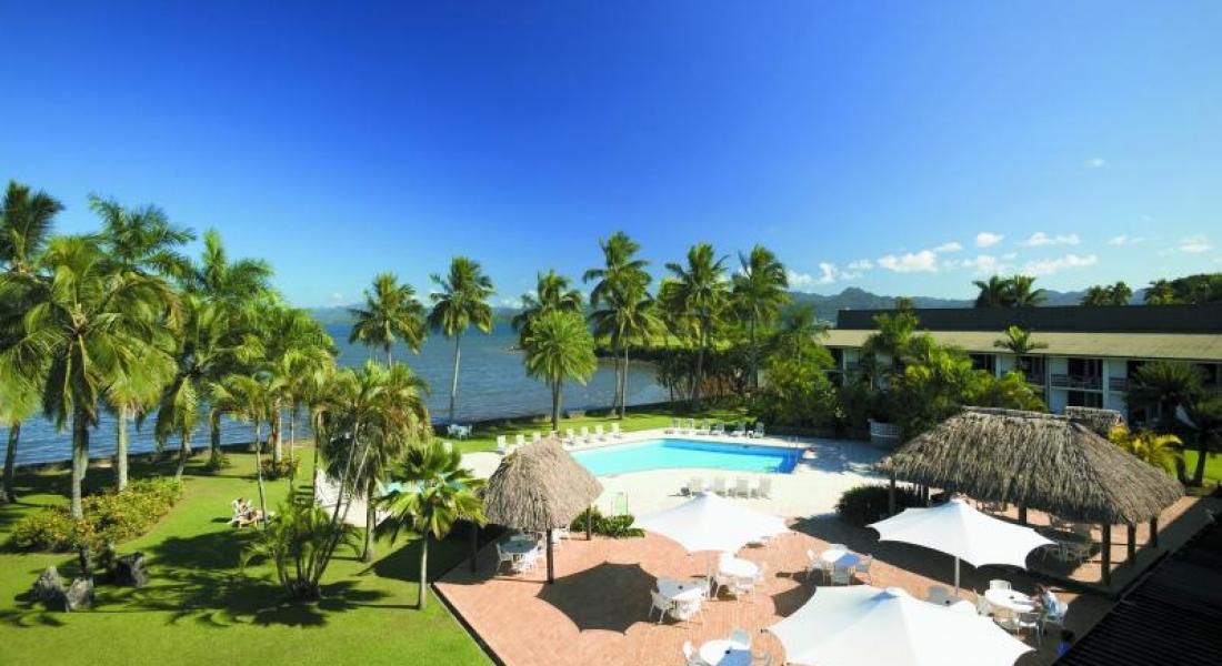 Major Renovations For Holiday Inn Suva Begins